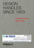 Catalog - Manere din alama si portelan pentru usi si ferestre MANDELLI