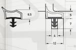 Garnituri pentru ferestre si usi de interior - DEVENTER