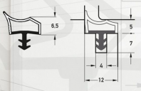 Garnituri pentru ferestre si usi de interior DEVENTER