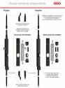 Broasca de siguranta pentru obloane Ariete Versiune Duplex si Triplex