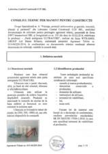 Consiliul tehnic permanent pentru constructii DryWallTeam