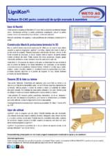 Brosura - Software 3D - CAD - Lignikon XL WETO AG