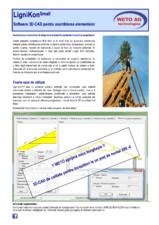 Brosura - Software 3D - CAD - Lignikon Small WETO AG