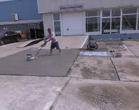 Reconditionari suprafete din beton degradat macinat BETON ECOSERV a ''innoit'' peste 9000 mp de platforme din