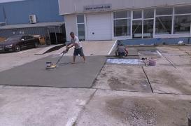 Reconditionari suprafete din beton degradat/macinat BETON ECOSERV