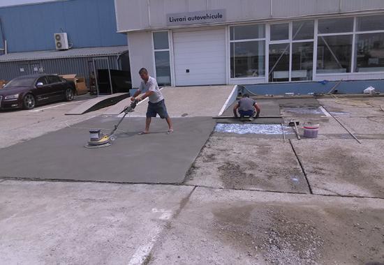 Reconditionari suprafete din beton degradat sau macinat BETON ECOSERV