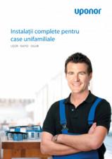 Instalatii complete pentru case unifamiliale UPONOR