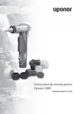 Instructiuni de montaj pentru sistemul Uponor Q&E UPONOR