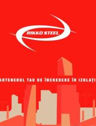 Prezentare Rikko Steel - 2016
