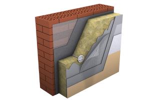 Vata minerala pentru fatade Placile din vata minerala bazaltica TECHNONICOL sunt incombustibile, bune izolatoare termic, hidrofobizate in masa si permeabile la vaporii de apa.