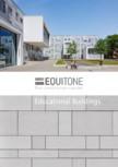 EQUITONE - Cladiri educationale EQUITONE [tectiva]
