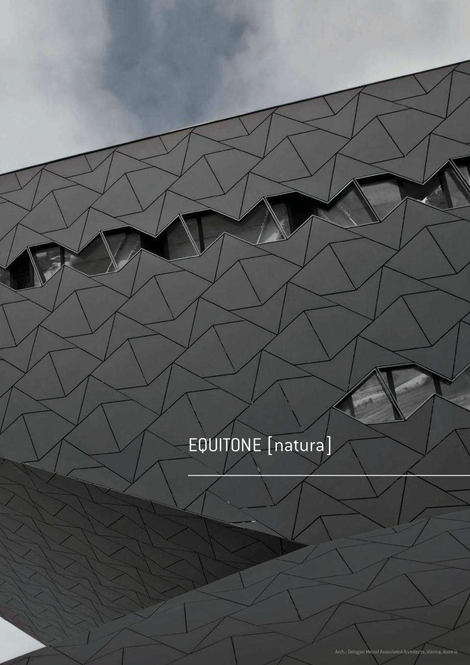 Pagina 15 - EQUITONE fatade ventilate din fibrociment - Prezentare materiale EQUITONE [natura]...
