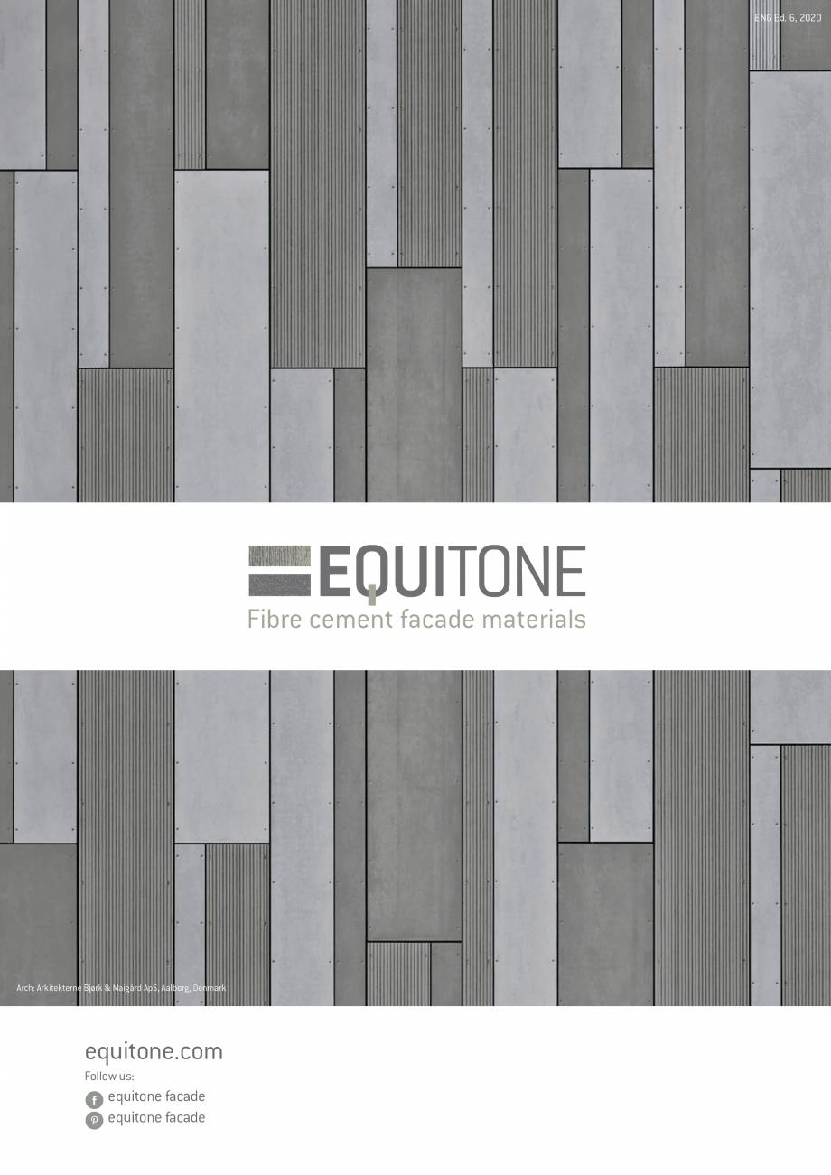 Pagina 20 - EQUITONE fatade ventilate din fibrociment - Prezentare materiale EQUITONE [natura]...