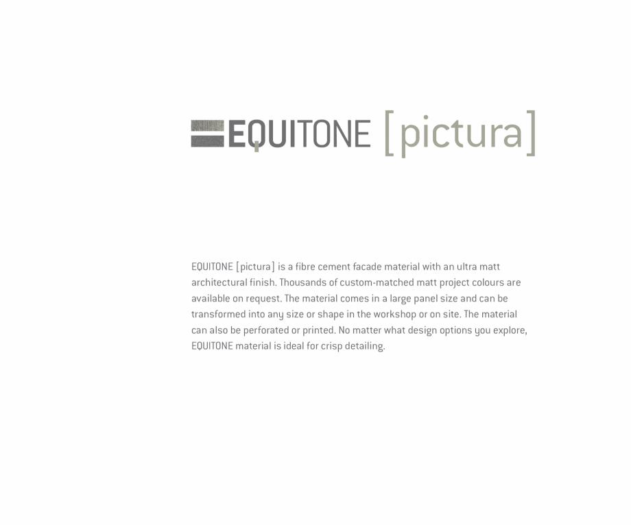 Pagina 11 - Fatade ventilate din fibrociment - Ghid de texturi si culori  EQUITONE [pictura] ...