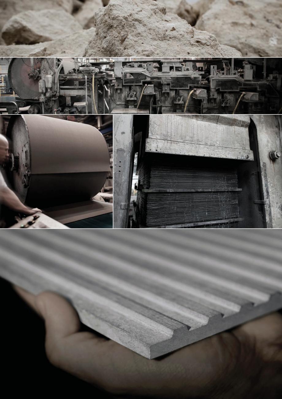 Pagina 3 - EQUITONE fatade ventilate din fibrociment - Prezentare materiale EQUITONE [linea] [linea]...