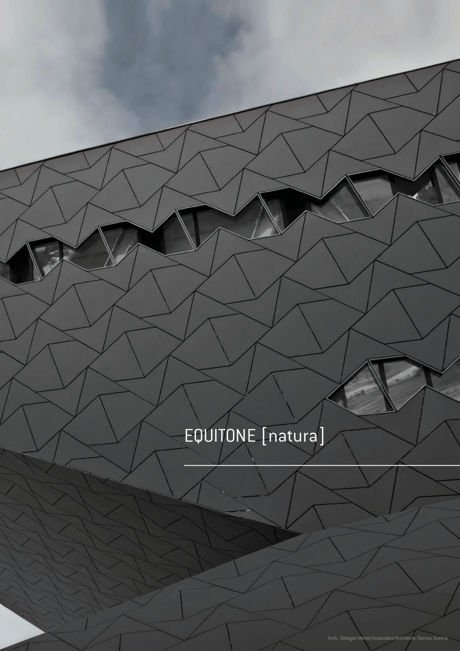 Pagina 15 - EQUITONE fatade ventilate din fibrociment - Prezentare materiale EQUITONE [linea]...