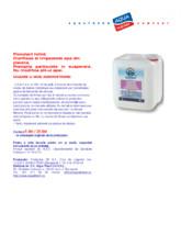 Floculant lichid QUIMICAMP