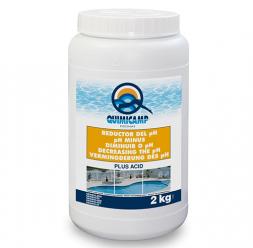 Substante pentru tratarea apei din piscine AQUA THERM