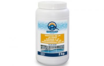 Substante pentru tratarea apei din piscine AQUA THERM ofera o gama variata de substante pentru tratarea apei din piscine impotriva calcarului, microbilor, etc.