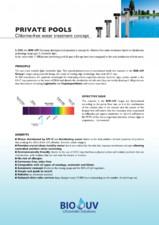 Sterilizatoare UV pentru piscine rezidentiale BIO-UV