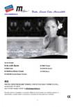 Manualul utilizatorului - Spa-uri gonflabile AQUA THERM - ALPINE SQUARE D-AL06, SILVER CLOUD D-SC04