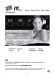 Manualul utilizatorului - Spa-uri gonflabile AQUA THERM - PREMIUM EXOTIC P-EX049