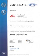 Certificat ISO 14001 - valabil 13.04.2018 ROTO