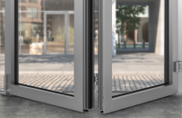 Mecanisme pentru ferestre si usi din aluminiu