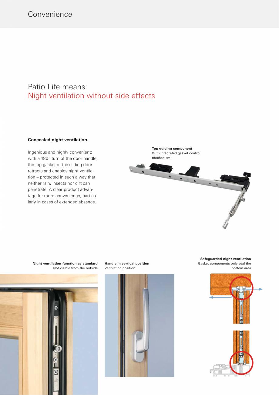 catalog brosura feronerie pentru usi culisante mari roto. Black Bedroom Furniture Sets. Home Design Ideas