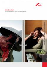 Roto DoorSafe - Pentru usi inchise etans ROTO