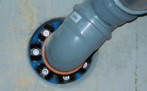 Mansoane de etansare Link-Seal-urile sunt considerate a fi prima metoda de etansare permanenta a conductelor de orice marime care trec prin ziduri, tavane si podele.