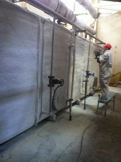 Izolatii spuma poliuretanica cuve si bazine / Spuma-Poliuretanica-Bazin-Apa-1