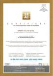 Certificat SR EN ISO 9001-2008