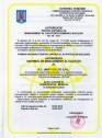 Autorizatie pentru sistemul de management al calitatii in domeniul nuclear