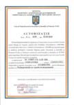 Autorizatie termoprotectie cu vopsele termospumate UNIFY