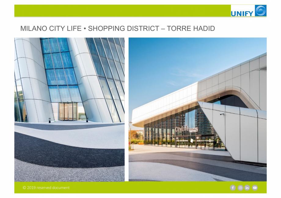 Pagina 10 - Sistemul Urban Design IPM GeoDrena UNIFY Catalog, brosura Engleza