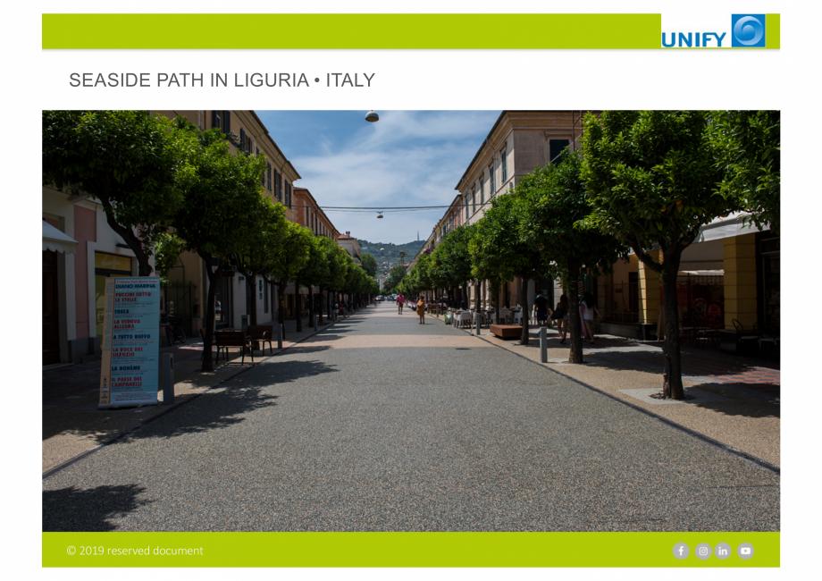 Pagina 11 - Sistemul Urban Design IPM GeoDrena UNIFY Catalog, brosura Engleza
