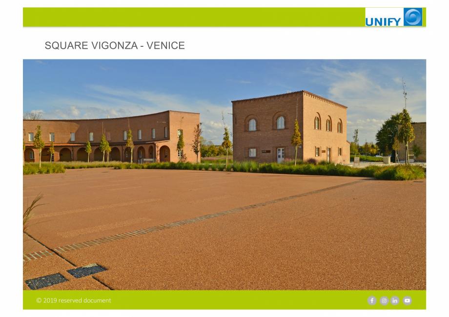 Pagina 12 - Sistemul Urban Design IPM GeoDrena UNIFY Catalog, brosura Engleza