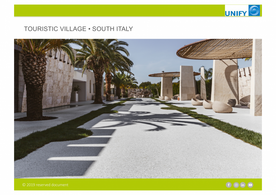 Pagina 14 - Sistemul Urban Design IPM GeoDrena UNIFY Catalog, brosura Engleza