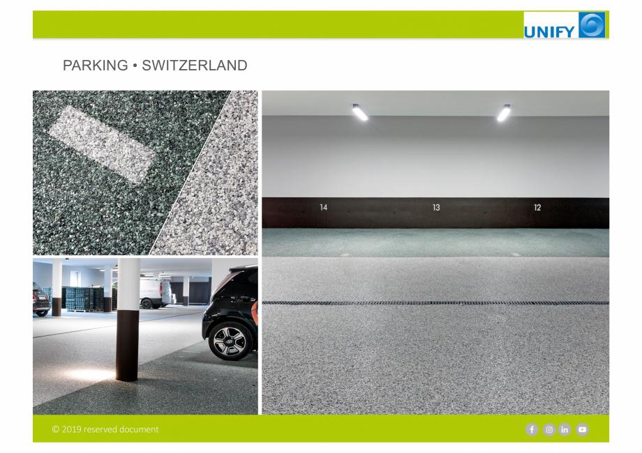 Pagina 15 - Sistemul Urban Design IPM GeoDrena UNIFY Catalog, brosura Engleza