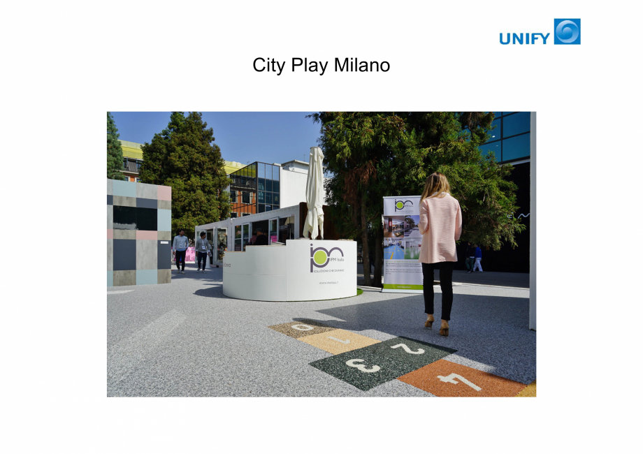 Pagina 17 - Sistemul Urban Design IPM GeoDrena UNIFY Catalog, brosura Engleza