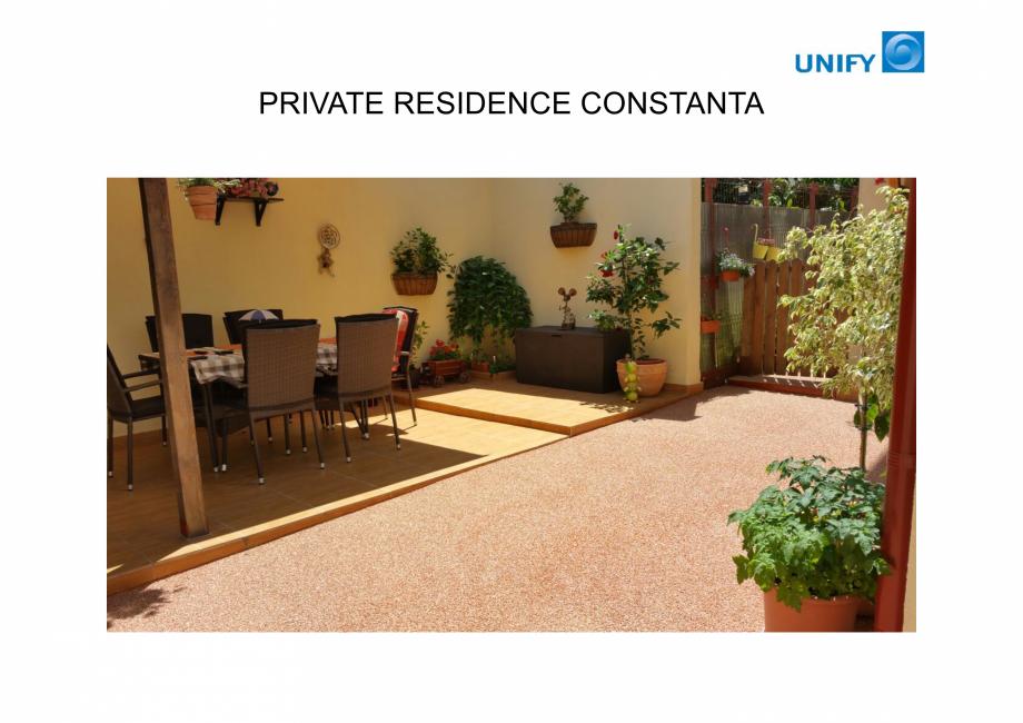 Pagina 18 - Sistemul Urban Design IPM GeoDrena UNIFY Catalog, brosura Engleza