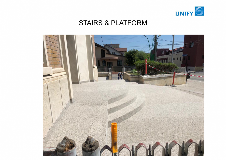 Pagina 20 - Sistemul Urban Design IPM GeoDrena UNIFY Catalog, brosura Engleza