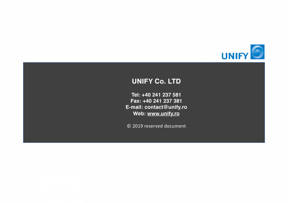 Pagina 21 - Sistemul Urban Design IPM GeoDrena UNIFY Catalog, brosura Engleza