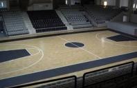 Pardoseli pentru sali de sport Doi dintre linderii mondiali in fabricarea podelelor sportive si-au unit fortele pentru a concepe sisteme de pardoseli pentru sali sportive.