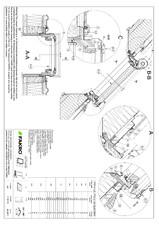 Fereastra de mansarda cu articulare mediana, electrica FAKRO