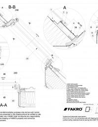 Fereastra de mansarda cu articulare mediana pentru acoperisuri inclinate cu racord EZV.Marchiza exterioara ascunsa AMZ