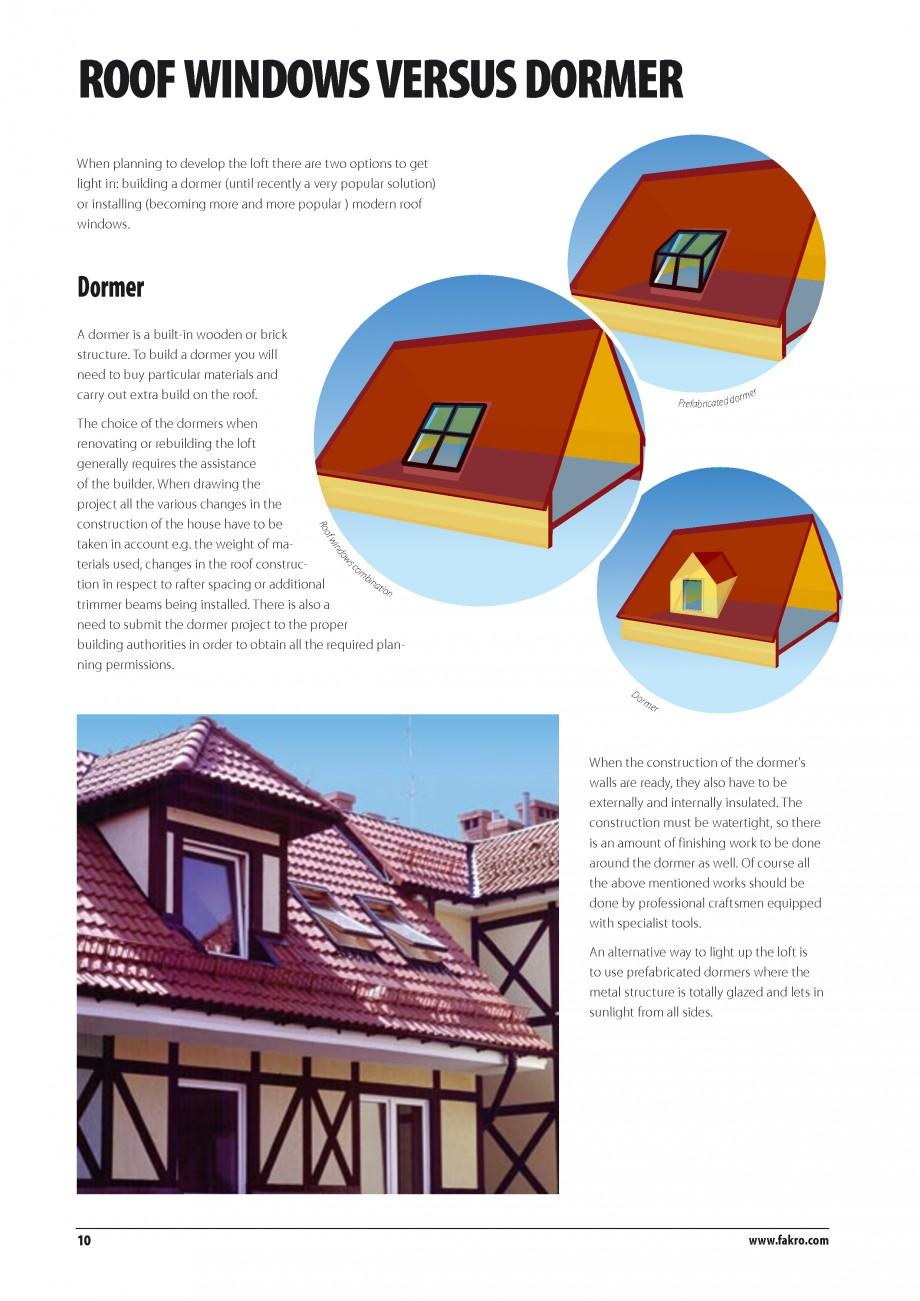 Pagina 3 - Ferestre de mansarda FAKRO BDR/ BDL, FGH-V Galeria, FTU-V Z-WAVE, FTP-V Z-WAVE, FTP-V R1,...