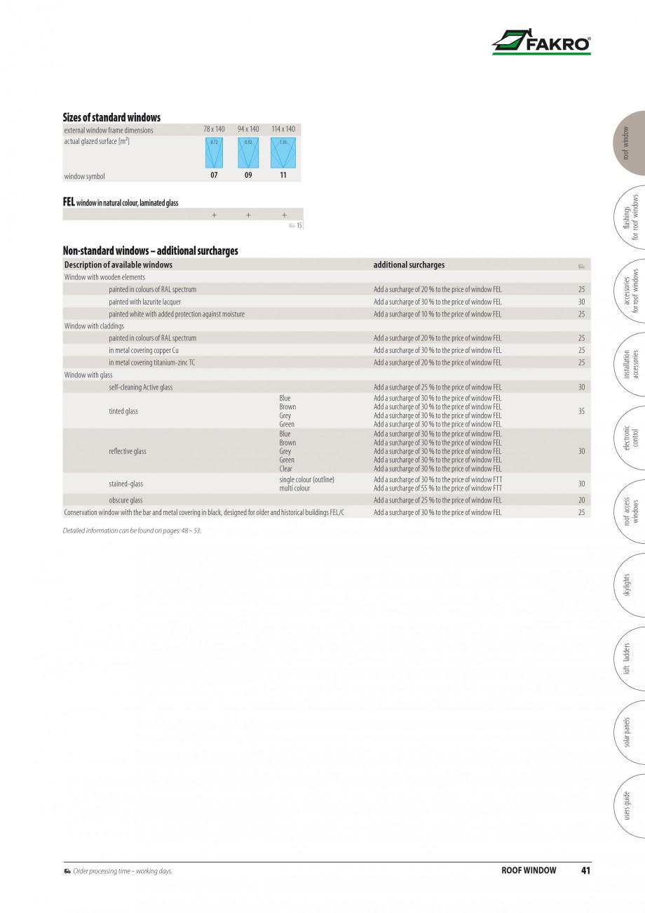 Pagina 34 - Ferestre de mansarda FAKRO BDR/ BDL, FGH-V Galeria, FTU-V Z-WAVE, FTP-V Z-WAVE, FTP-V R1...