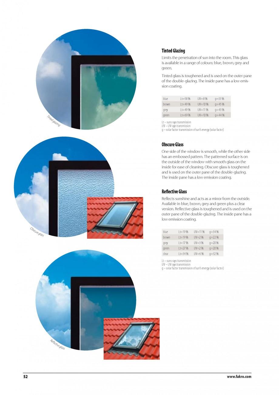 Pagina 45 - Ferestre de mansarda FAKRO BDR/ BDL, FGH-V Galeria, FTU-V Z-WAVE, FTP-V Z-WAVE, FTP-V R1...